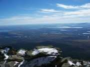 Chesuncook Lake from the Peak