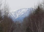 Katahdin in Winter, from Millinocket