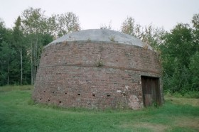 Katahdin Iron Works Charcoal Kiln (2002)
