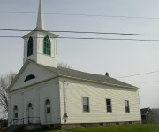 Kenduskeag Union Church on Townhouse Road (2005)