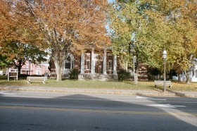 Kennebunk Free Library (2002)