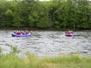 Rafting near The Forks (2004)