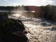 One of Two Dams at Skowhegan (2005)