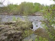 Mattawamkeag River in Kingman (2003)