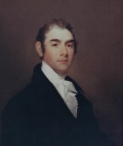 Portrait of Governor William King
