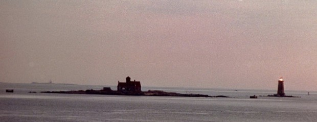 Whaleback Island and its Light (2001)