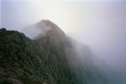 The Knife Edge on Katahdin