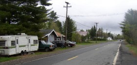 Houses Along Route 16 (2005)