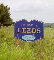 Sign: Welcome to Leeds (2006)