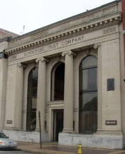 Old Depositors Trust Building in Downtown (2003)
