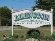 Sign: Limington Municipal Complex (2010)