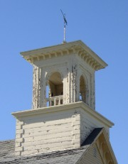 Academy Building Bell Tower (2005)