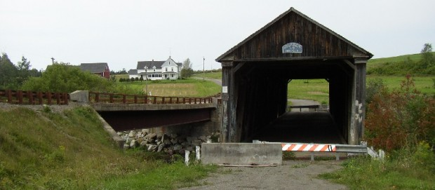 Watson Settlement Covered Bridge (2003)
