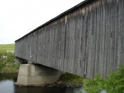 Watson Settlement Covered Bridge on Framingham Road (2003)