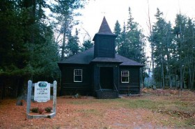 Oquossoc Log Church (2001)