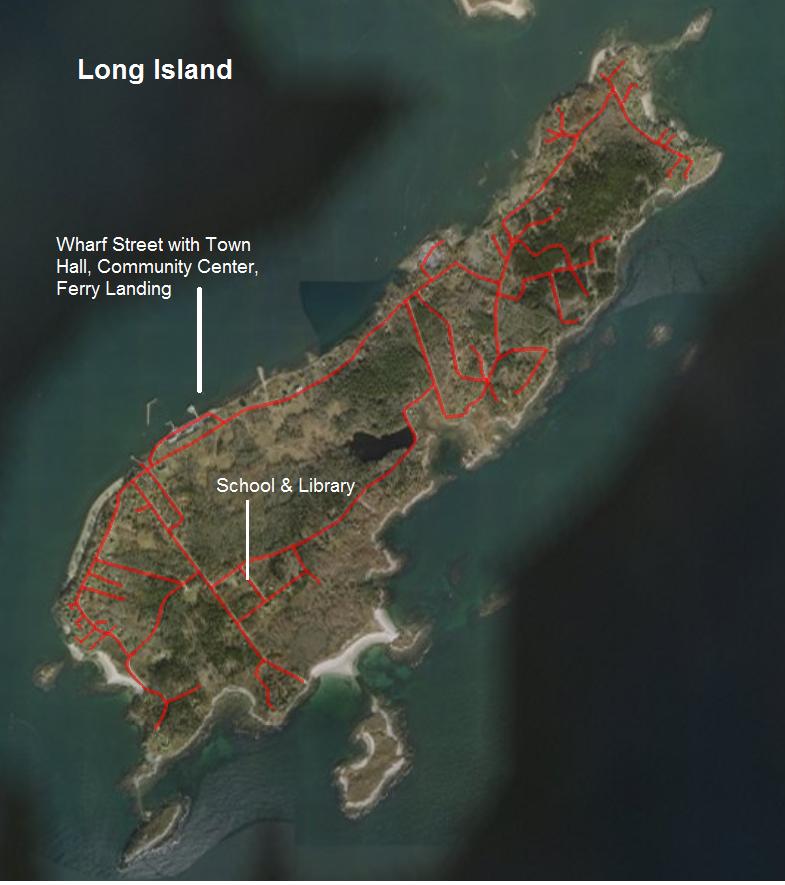 Long Island   Maine: An Encyclopedia