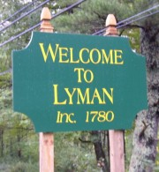 Sign: Welcome to Lyman (2003)