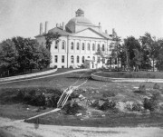 Maine State House Prior to 1909 Remodeling