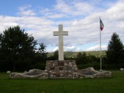 Monument Marking the Acadian Landing Site (2003)