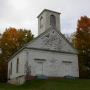 Meetinghouse in East Madison (2003)