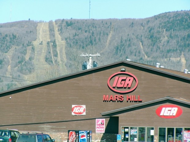 Ski Area on Mars Hill, Erik Jorgensen photo (2005)