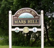 Sign: Welcome to Mars Hill (2003)