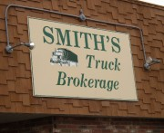 Business Sign on Main Street (2003)