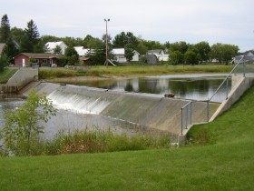 Dam on the Prestile Stream (2003)