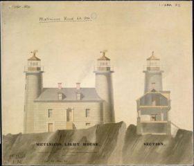 Matinicus Island Light (1848)