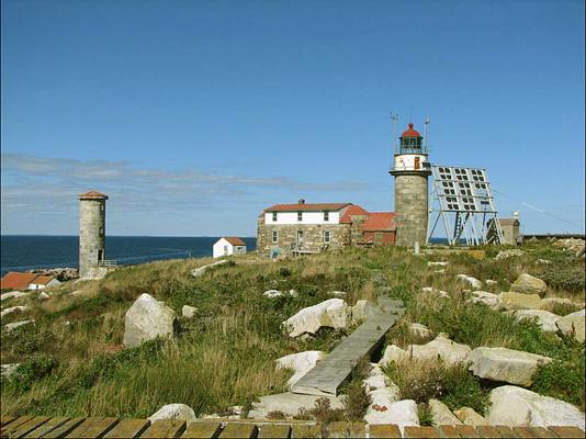 Matinicus Island Light Station
