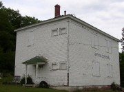 Lincoln School, North Side of Route 212 (2003)