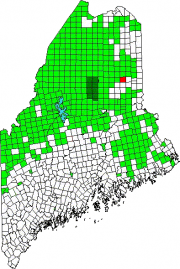 Location Map for Merrill