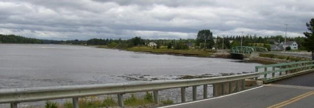 Bridge Over the Narraguagus River (2004)