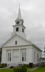Milbridge Congregational Church, Bridge Street (2004)