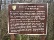 Sunkhaze Meadows Refuge Notice (2005)