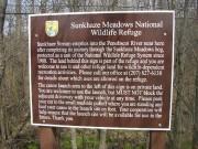 Sunkhaze Meadows Refuge Notice (2005)