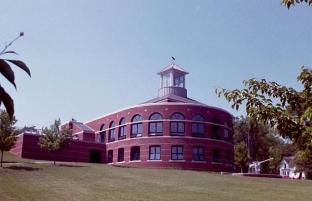 Harold Alfond Student Center (2001)