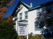 Shaw's Boarding House in Monson