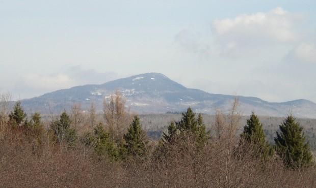 Mount Chase from Rt. 159 (2006)