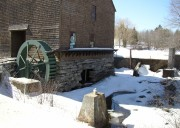 Mill on the Outlet Between Parker and Taylor Ponds (2003)