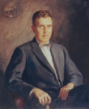 Edmund S. Muskie (courtesy of Maine State Museum)