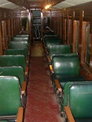 Passenger Car Interior (2005)