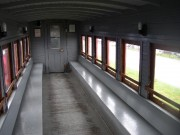 Caboose Interior (2005)