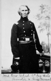 Neal Dow in Civil War Uniform