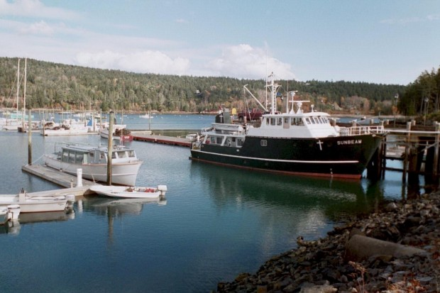 The Sunbeam at its Berth (2001)