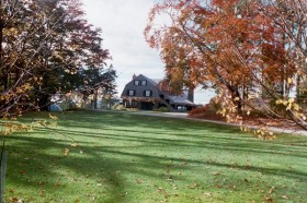 Seaside Cottage in Northeast Harbor (2001)