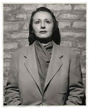 Louise Nevelson, ca. 1955, Smithsonian Archives of American Art