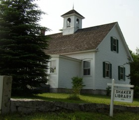 1882 Shaker Library (2003)