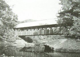 Sunday River Bridge, c. 1940
