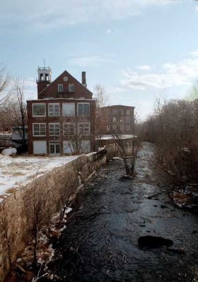 Mill Buildings on the Great Works River (2002)